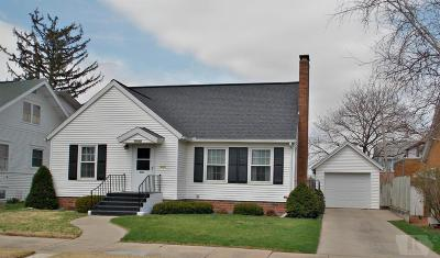 Marshalltown IA Single Family Home Sold: $88,500