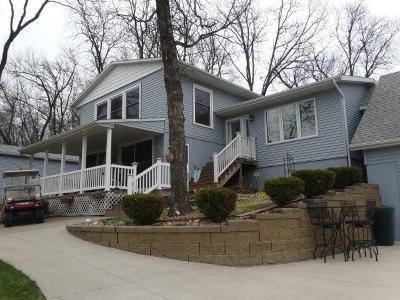 Brooklyn Single Family Home For Sale: 3213 E Lakeshore