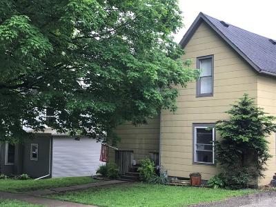 Tama Single Family Home For Sale: 603 Wilson
