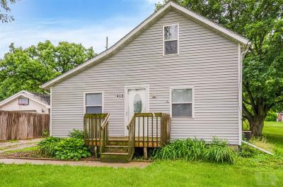 Single Family Home For Sale: 413 2nd St.