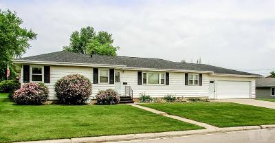 Marshalltown IA Single Family Home For Sale: $144,900