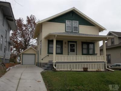Marshalltown Single Family Home For Sale: 708 Fremont