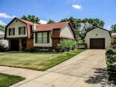 Marshalltown IA Single Family Home For Sale: $129,900