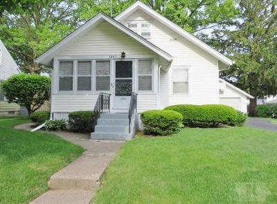Marshalltown IA Single Family Home For Sale: $99,900