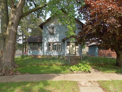 Marshalltown IA Single Family Home For Sale: $114,900
