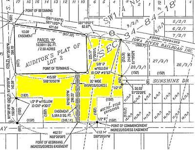 Marshalltown IA Residential Lots & Land For Sale: $124,900