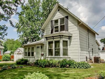 Marshalltown Single Family Home For Sale: 907 W State Street