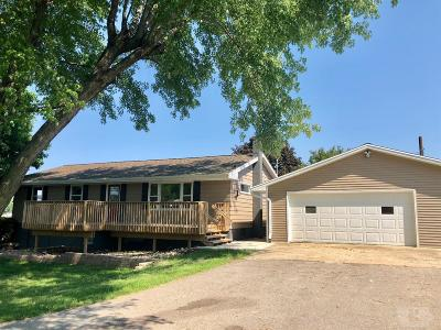 Single Family Home For Sale: 400 W Main Street