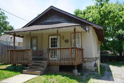 Single Family Home For Sale: 1204 W Church Street