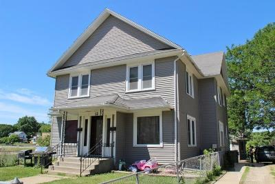 Multi Family Home For Sale: 12 N 13th Street