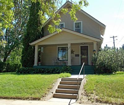 Marshalltown IA Single Family Home Sold: $80,000