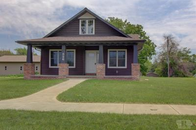 Grinnell Single Family Home For Sale: 826 Reed St.