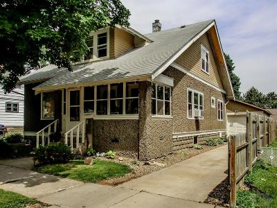 Marshalltown Single Family Home For Sale: 4 E Webster Street