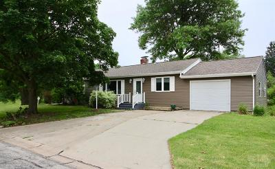 Grinnell Single Family Home For Sale: 930 13th Avenue