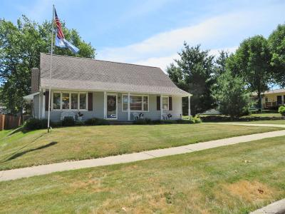 Marshalltown Single Family Home For Sale: 1716 S 4th Street