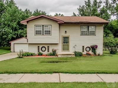 Marshalltown Single Family Home For Sale: 202 Plaza Heights Road