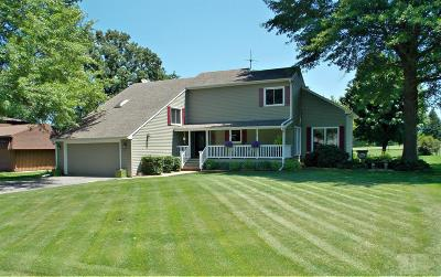 Marshalltown IA Single Family Home Sold: $233,000