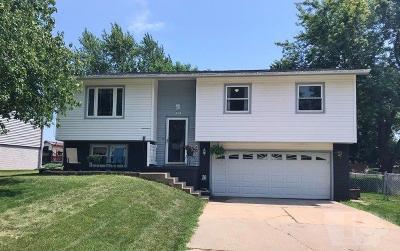 Marshalltown IA Single Family Home For Sale: $119,900