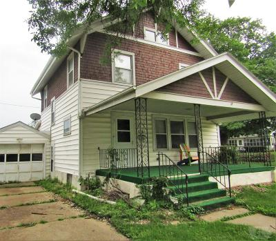Marshalltown Single Family Home For Sale: 112 W Linn Street