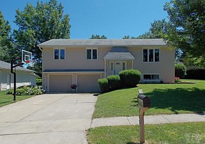 Marshalltown IA Single Family Home Sold: $134,900