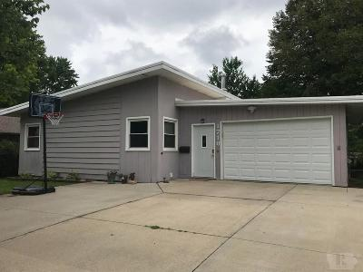 Marshalltown Single Family Home For Sale: 1710 S 3rd Street