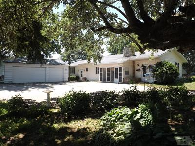 Albion Single Family Home For Sale: 405 E George Street