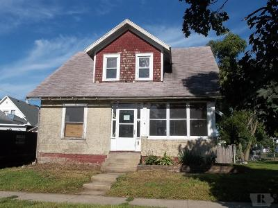 Marshalltown Single Family Home For Sale: 209 S 4th Street