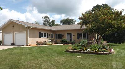 Marshalltown Single Family Home For Sale: 1508 S 5th Street