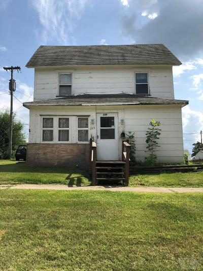 Toledo Single Family Home For Sale: 205 W Ohio