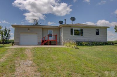 Single Family Home For Sale: 6965 Locust Avenue
