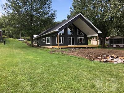 Single Family Home For Sale: 114 Crabtree Road