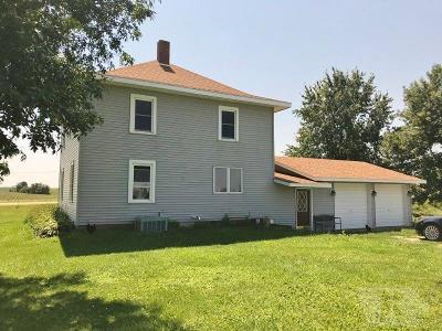 Marshalltown Single Family Home For Sale: 3005 240th Street