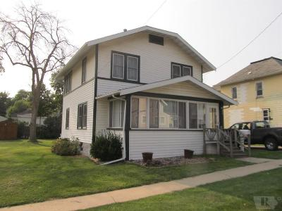 Single Family Home For Sale: 421 1st St S.