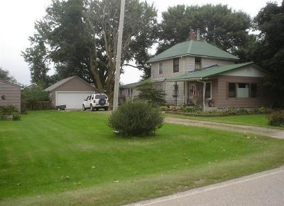 Rhodes Single Family Home For Sale: 306 Walnut Street