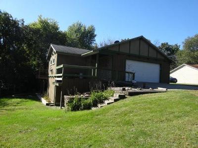 Brooklyn Single Family Home For Sale: 1160 E Ridge Drive