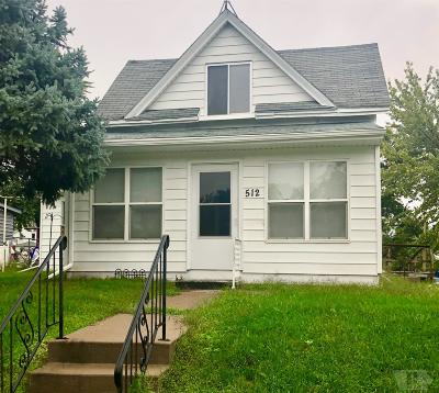 Marshalltown Single Family Home For Sale: 512 E Linn Street