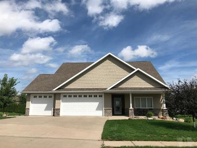 Marshalltown IA Single Family Home Sold: $291,900