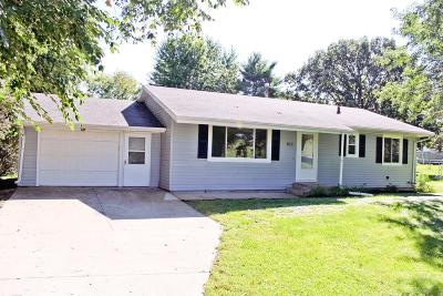 Marshalltown Single Family Home For Sale: 1602 S 6 Street