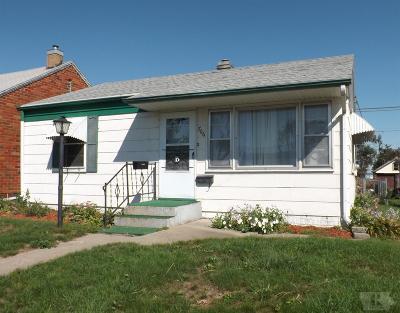 Marshall County Single Family Home For Sale: 706 Woodbury Street