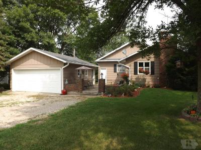 Marshalltown Single Family Home For Sale: 2789 Garwin Road