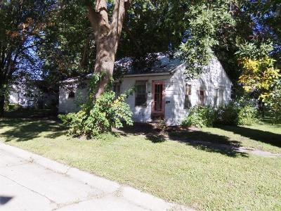 Tama Single Family Home For Sale: 601 Seymour Street