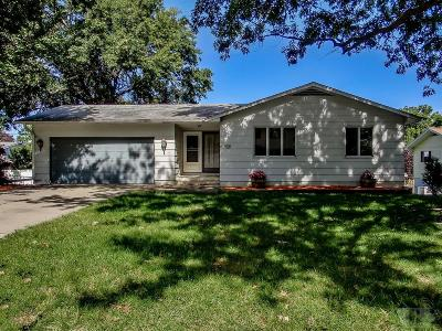 Marshalltown IA Single Family Home For Sale: $134,900