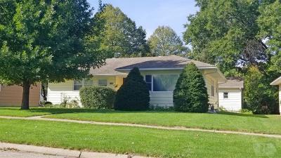 Marshalltown Single Family Home For Sale: 1707 S 3rd Street