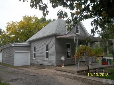 Marshalltown Single Family Home For Sale: 546 N 2nd St