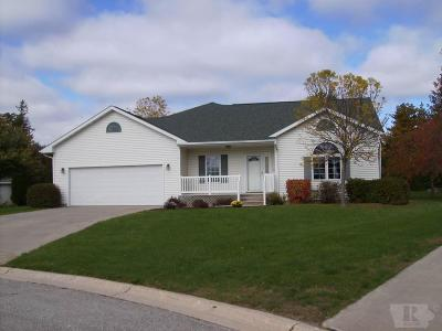 Single Family Home For Sale: 726 Dostal Court