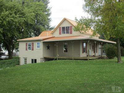Single Family Home For Sale: 8573 W 84th Street N