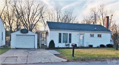 Marshalltown Single Family Home For Sale: 915 Finkle Avenue