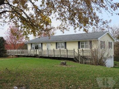 Marshalltown Single Family Home For Sale: 2811 Zeller Avenue