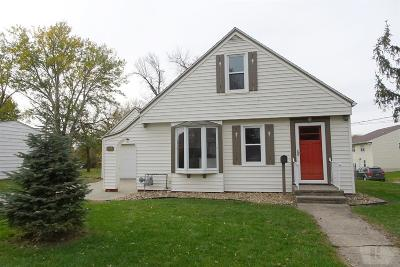 Grinnell Single Family Home For Sale: 1129 Ann Street