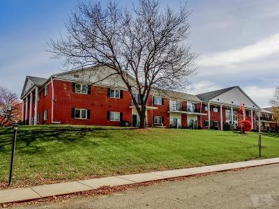 Marshalltown Single Family Home For Sale: 608 E Olive Street #201